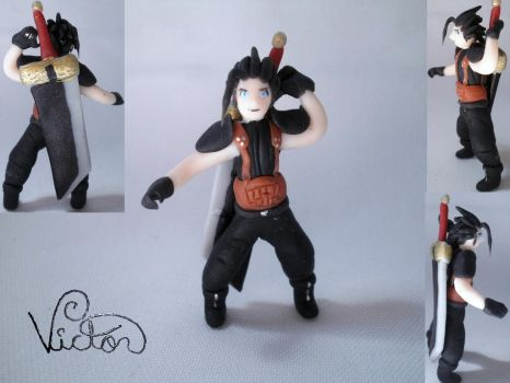 Zack Fair by VictorCustomizer