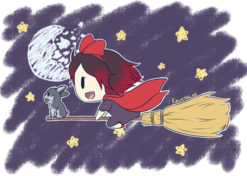 Day 26: Ruby's Delivery Service by Krustalos