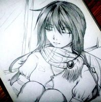 rough sketch by yeorae