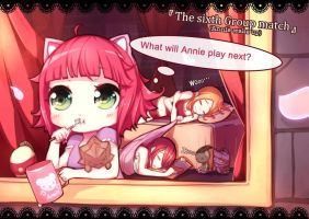 [LOL] Annie's family 18 by beanbeancurd