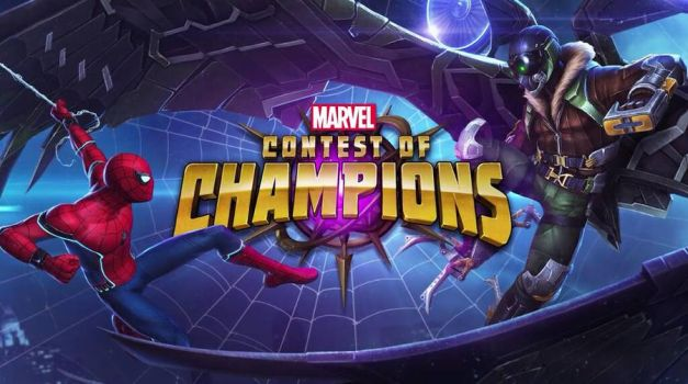 Marvel Contest of Champions- Spider-Man Homecoming by LaxXter