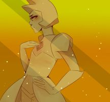 Yellow Diamond by KokoroArmy
