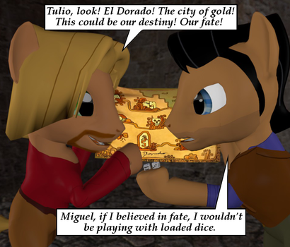 'This could be our fate, Tulio!' by Neros1990