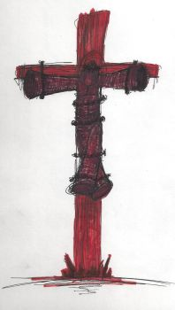 Crucifixion by Dickified