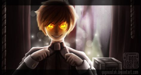 Let the show begin - Gravity Falls (Bipper) by YugoVostok