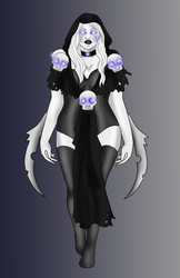 Halloween Event Day 3: Grim Reaper (closed) by Qu-Ross