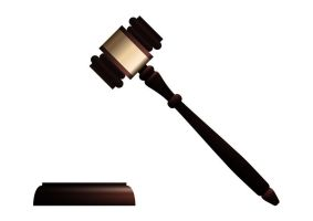 Realistic-free-vector-wooden-judge-gavel by superawesomevectors