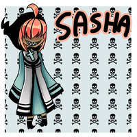 Sasha by TheAwesomisstres