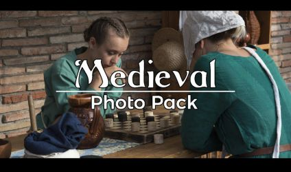 Photo Pack - Medieval by RobertoGatto