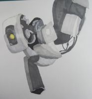 GLaDOS by cartoonfan88