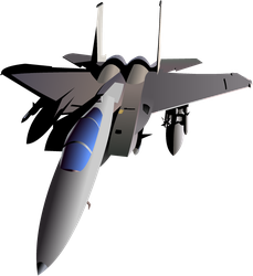 F-15 by aakside