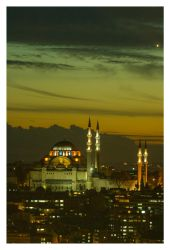 four minarets five time by kavsikuzah