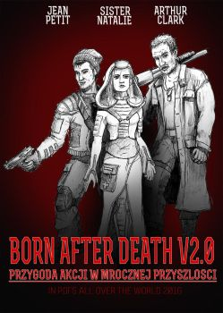 Born After Death- my action RPG adventure by WekT