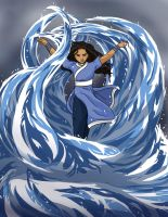Katara by bluehorse-rmd