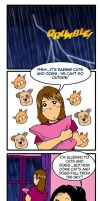 raining cats and dogs by roelworks
