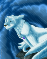 Its raining out there! by RakPolaris