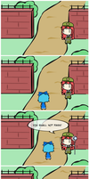 Daily life in Gensokyo 02 by kossza