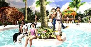 Request #465 SFxT's Pool party! by MichaelJordy