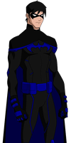 Nightwing by Keanny
