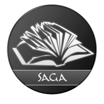 Logo for Saga Guild by SyntheticBrilliance