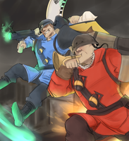 TF2: The Combo by BIazeRod