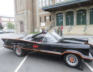 60s Batmobile by MLBlue