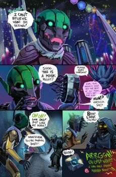 Exotic Watermelon Exo page 15 by lazesummerstone