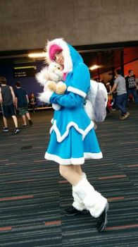 Frostfire Annie At Comic Con Montreal by frost018