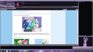Twilight Sparkle Bento for Winamp by Unfiltered-N