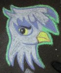 Chalk Gilda by Malte279