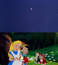 A date under the wishing star by conthauberger