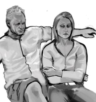 my parents from years ago by bullet-in-my-mouth