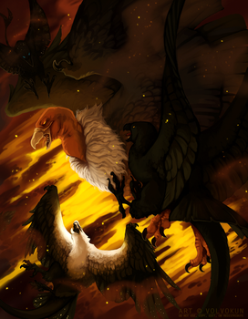 [Gryph Attack] Nox Party by VulonVen