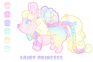 13 Fairy Princess || CLOSED by Sugary-Stardust