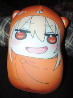 Umaru-Chan Pillow Plush by HannahDoma