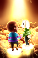Undertale by ShorePlain
