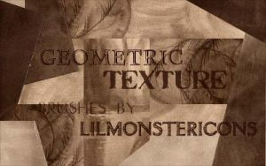 Geometric Texture image pack by lilmonstergraphix