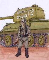 Panzergrenadier by RABBI-TOM