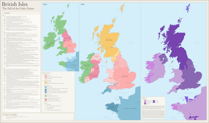 British Isles 2016 : The Fall of the Celtic Union by ImDeadPanda