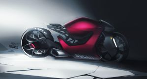 Ducati Concept #01 [video] by roobi