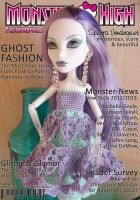 MH-Fashiondolls Cover - 09/2012 - Spectra by IceBluemchen