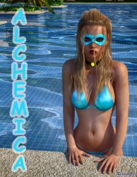 Swimsuit Series Alchemica by ShadowhawkOne