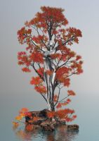 The Shewood Tree by sylver-dali