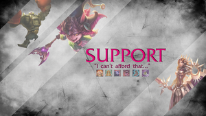 Support by Xael-Design
