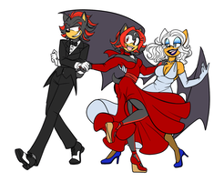 Shadow Rouge and Crecsent by angelamyrose