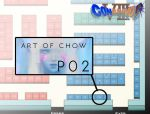ConBravo 2017 - Art of Chow Table P02! by Alex-Chow