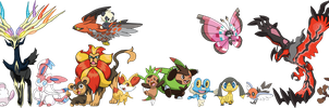 Pokemon Generation 6