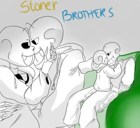 Stoner Brothers by Pyramid-Power