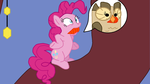 MLP authority swap #13 Pinkie Pie and owl part 2 by TheWalrusclown