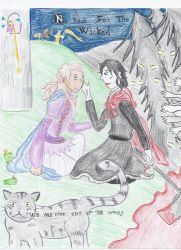 -we are not out of the woods- by celticfox19